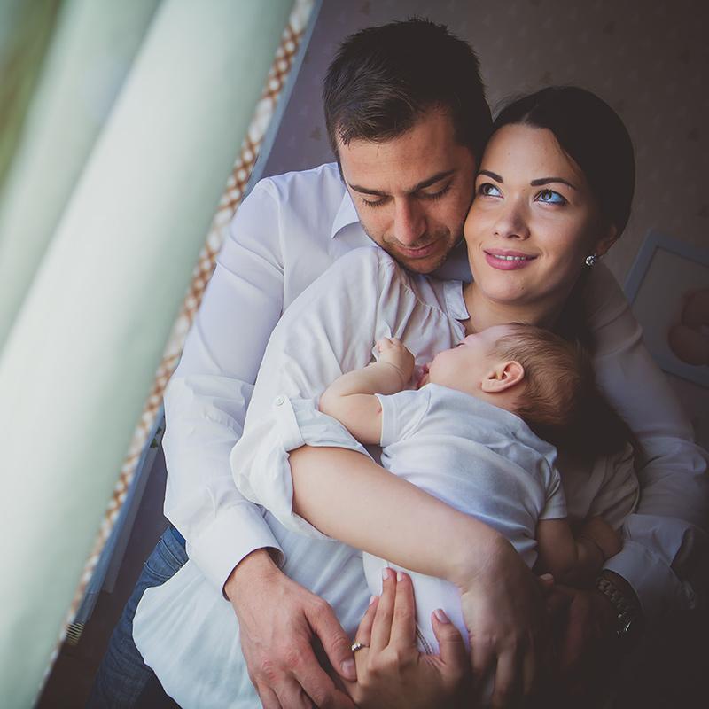 Albert Nicolas – Fotografie familie