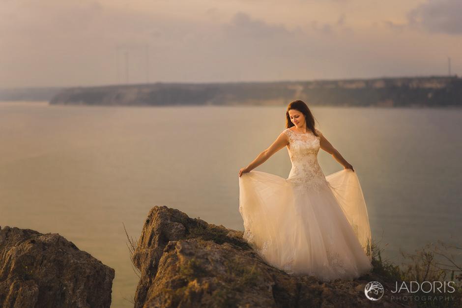 fotografie dupa nunta la mare -11