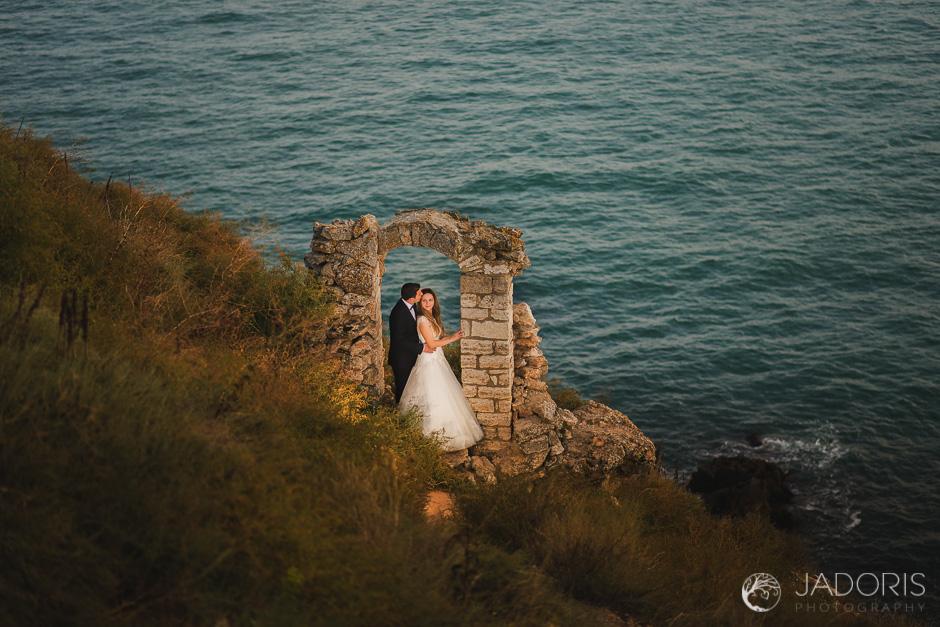 fotografie dupa nunta la mare -14