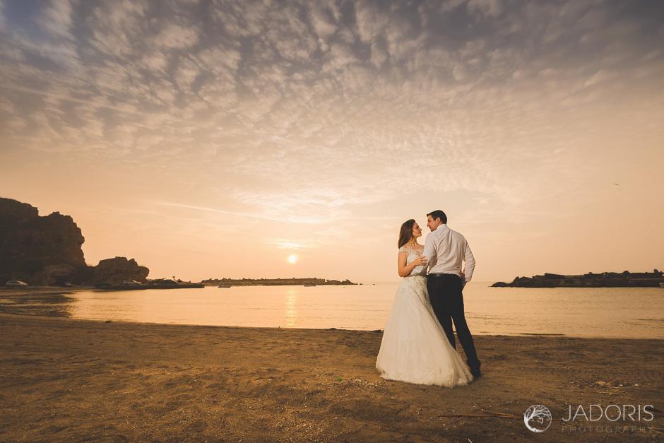 fotografie dupa nunta la mare -30