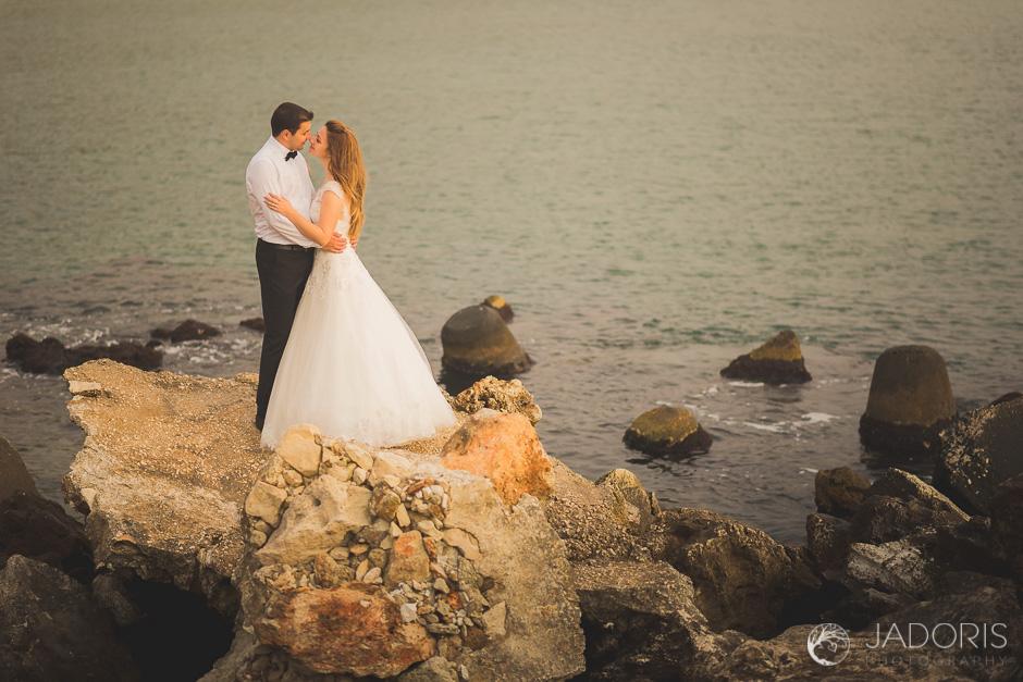 fotografie dupa nunta la mare -36