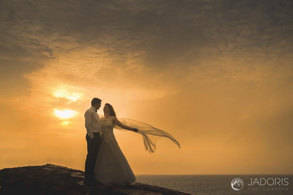 fotografie dupa nunta la mare -37