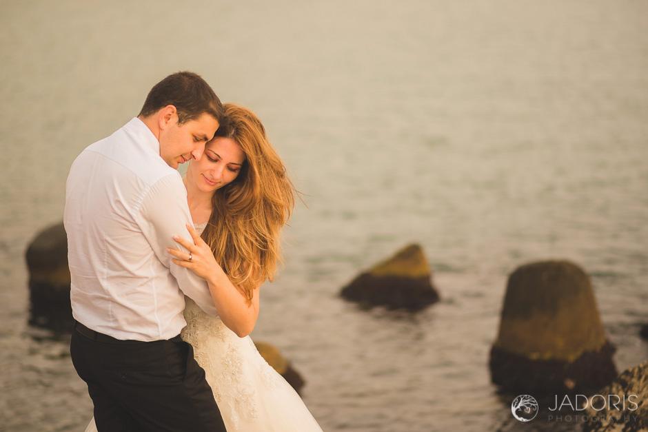 fotografie dupa nunta la mare -46