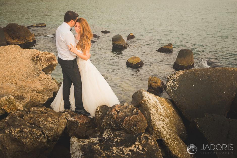 fotografie dupa nunta la mare -47