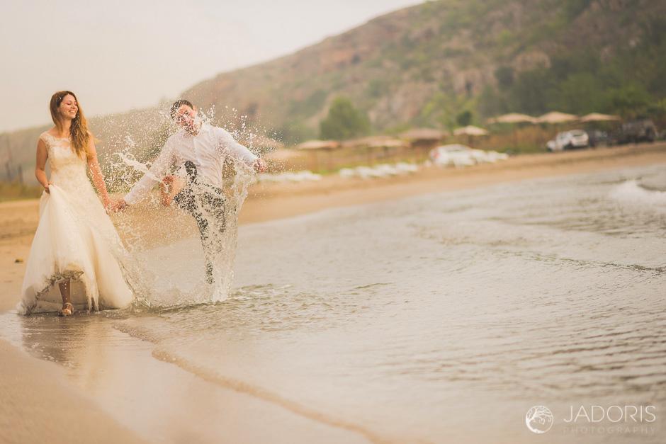 fotografie dupa nunta la mare -49