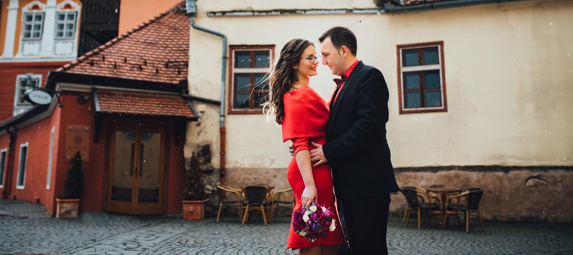 Fotograf Sibiu – Alexandra & Alex